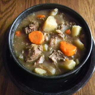 Paula Deen's Old Time Beef Stew.