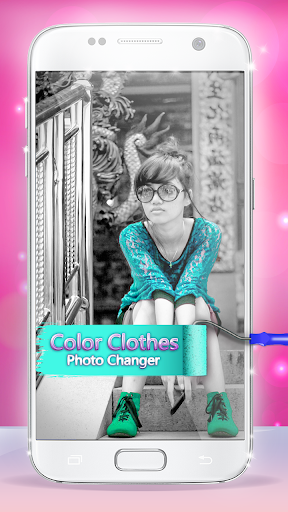 Color Clothes Photo Changer 4.0 Screenshots 1