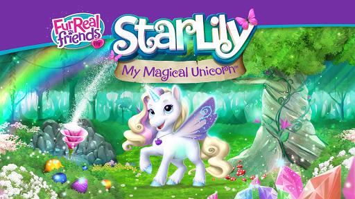 StarLily, My Magical Unicorn screenshot 1