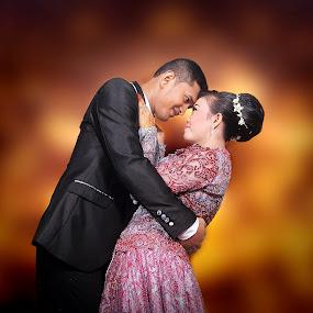 by Rahayu Fipro - Wedding Bride & Groom