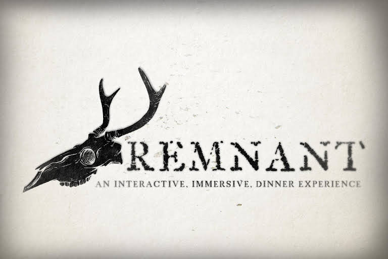 Mixed Flour presents Remnant: An Immersive Dinner Experience