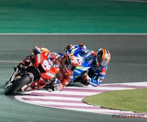 🎥 Moto GP-rijder komt met de schrik vrij na crash