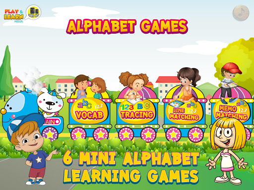 English ABC Alphabet Learning Games, Trace Letters 1.0.01.0.0 screenshots 8