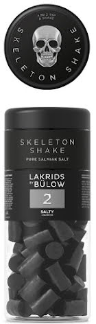 Horror – skeleton shake – saltlakrits – Lakrids by Bülow