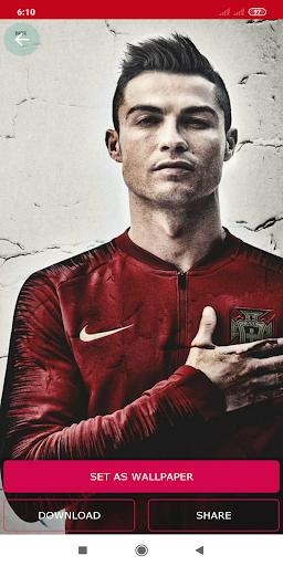 Ronaldo Wallpaper HD 1.11 Screenshots 8