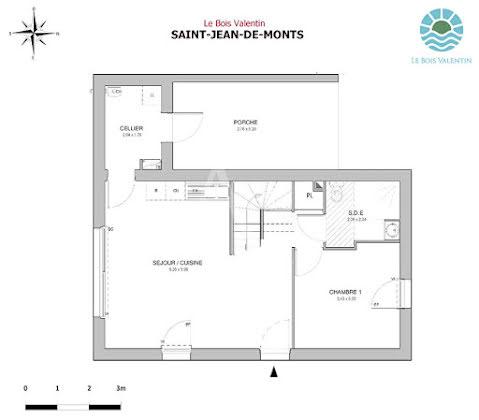 Vente maison 5 pièces 94,05 m2