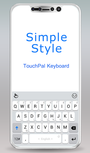 Simple Style Keyboard Theme 6.2.22.2019 app download 1