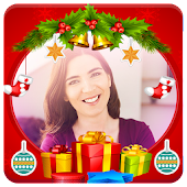 Christmas Photo Frames - Stickers, Effects & Cards