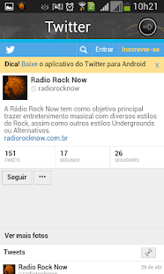 Radio Rock Now- screenshot thumbnail