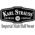 Karl Strauss Imperial Malt Ball Stout
