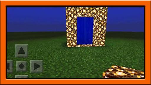 Portals for minecraft pe 2.3.3 screenshots 1
