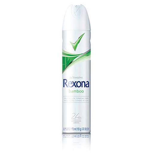 desodorante spray rexona women bamboo & aloe vera 150 ml