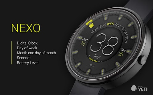 How to mod Watch Face - NEXO 1.3 unlimited apk for android