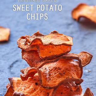 Homemade Salt And Pepper Potato Chips Recipes