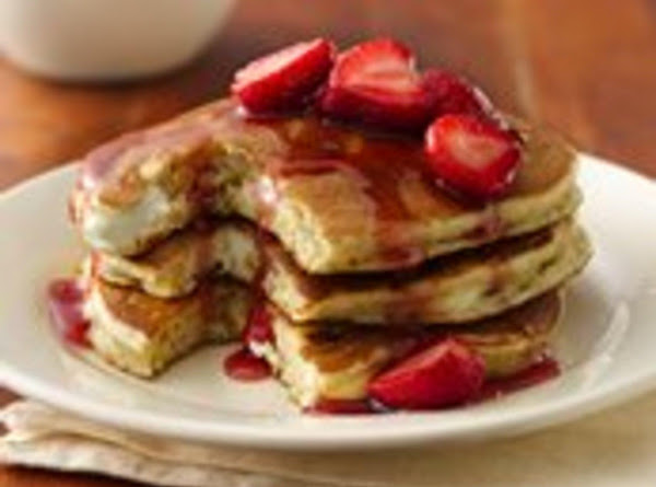 Cheesecake Pancakes Recipe