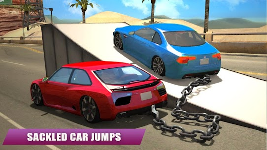 Chained Car Racing Games 3D Mod Apk 1.8 6