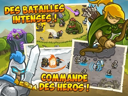 Kingdom Rush – Vignette de la capture d'écran