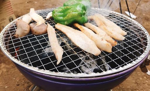 野菜とトントロ