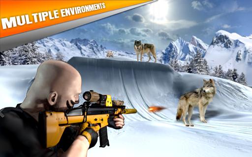 Animal Hunting:Jeep Drive Simulator 1.0.1 screenshots 4