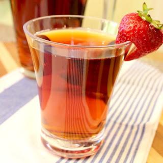 Triple Berry Sweet Tea.