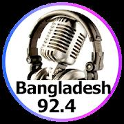 92.4 Bangladesh Fm Radio 92.4 Fm