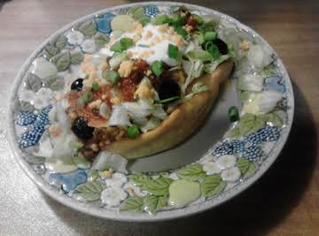 Easy Fry Bread Tacos