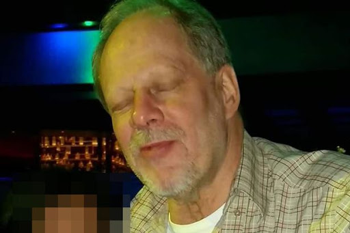 Graphic photos of the dead Las Vegas shooter