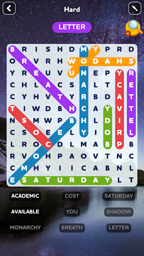 Word Search Quest apkpoly screenshots 4