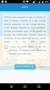 GST Enrolment- screenshot thumbnail