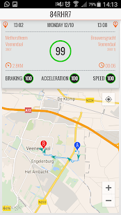 Safe Driving App- screenshot thumbnail