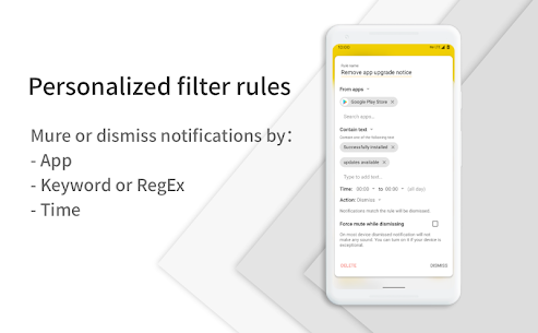 FilterBox – Pro Notification Manager 3