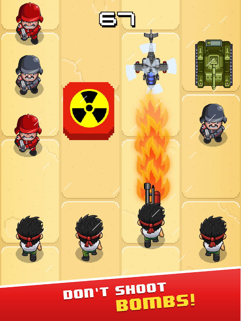 Скриншот Tap Army