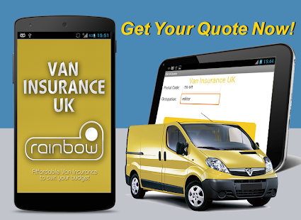 Van Insurance UK- screenshot thumbnail