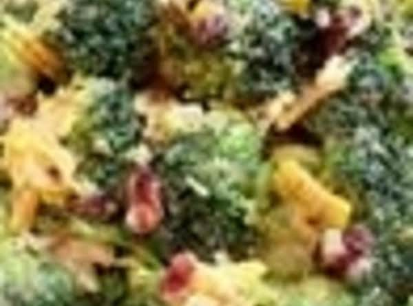 Everything But The Kitchen Sink Broccoli Salad