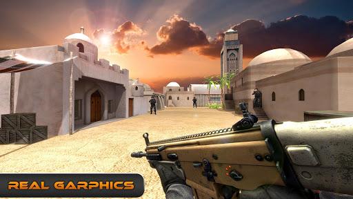 Desert Shooting: jeu de tir de l'armée  captures d'écran 1