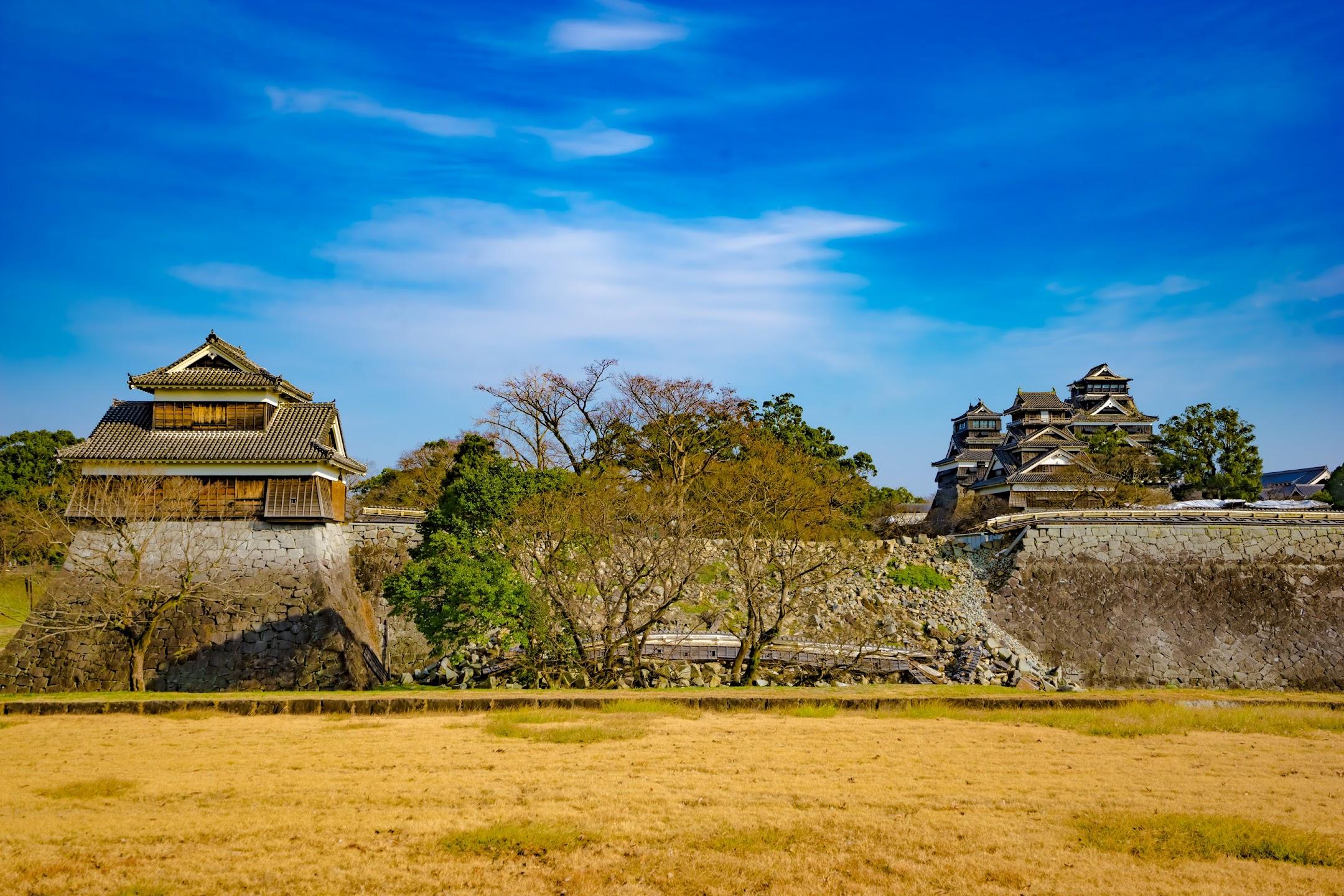熊本城 二の丸広場 戌亥櫓1