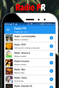Radio PR Screenshot