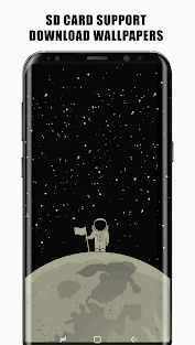AMOLED 4K PRO Wallpapers app for Android screenshot