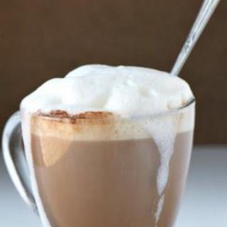 Tea-Infused Hot Chocolate
