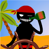 Stickman Pirate Anger