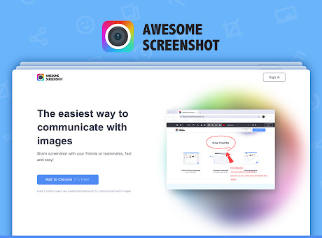 Awesome Screenshot & Screen Recorder