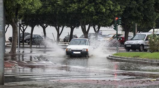La lluvia mantiene en alerta naranja a la provincia hasta mañana