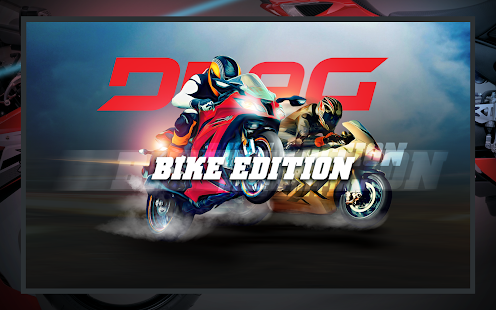 Drag Racing: Bike Edition: miniatura de captura de pantalla
