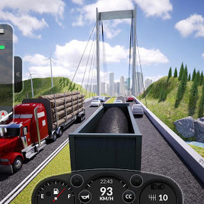 Truck Simulator PRO 2016 v1.5 APK+0BB