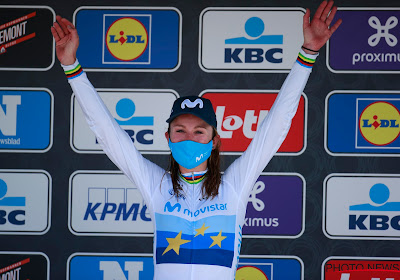 Vriendin van Tadej Pogacar wint slotetappe Setmana Ciclista Valenciana, eindwinst voor Annemiek van Vleuten