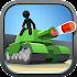 Stickman Tank