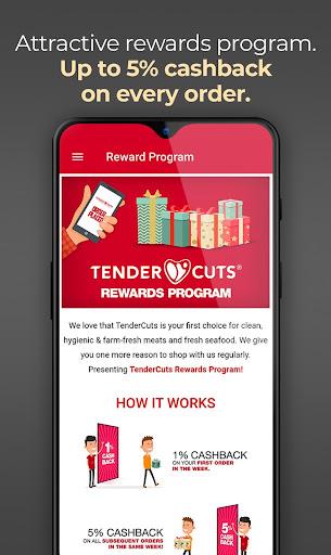 TenderCuts - Farm Fresh Meat & Fresh Fish android2mod screenshots 6