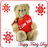 Valentine Teddy Day Stickers
