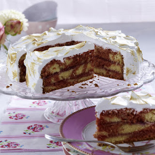 Vanilla and Beet Cake
