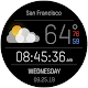 Weather Black Premium Watch Face Download on Windows